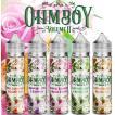 VAPE 電子たばこ リキッド 爆煙 禁煙 節煙 OHMBOY OHM BOY VOLUME II 各5種類