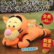 ティガー メガジャンボ 寝そべりぬいぐるみ/全長約40cmの超BIGサイズ人形 新品 ディズニー公式