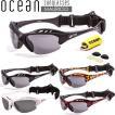 サングラス サーフグラス 偏光レンズ OCEAN オーシャン 水陸両用 マウリシオ MAURICIO 100%UVカット 偏光レンズ 替えレンズ 超軽量 5カラー