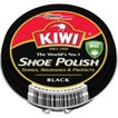 KIWI(キィウイ) 油性靴クリーム 黒靴用 45ml ジョンソン シューケア用品