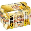 キリン 一番搾り 350ml 1パック(6缶入)