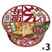 日清食品 日清のどん兵衛 天ぷらそば(西日本版) 1セット(3食入)