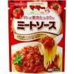 日清フーズ マ・マー トマトの果肉たっぷりミートソース 1袋