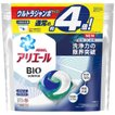 PayPay+5% アリエール パワージェルボール3D 詰め替え ウルトラジャンボ 1個(63粒入) 洗濯洗剤 抗菌 P&G