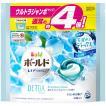 ボールド ジェルボール3D プレミアムクリーンの香り 詰め替え ウルトラジャンボ 1個(63粒入) 洗濯洗剤 P&G