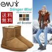 EMU エミュー EMU Australia ブーツ スティンガーミニ Stinger Mini W10003 ムートンブーツ シープスキン レディース 秋冬