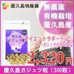 屋久島紫ウコン(ガジュツ)粒(300粒) / 無農薬 / 有機栽培 / 産地直送