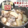 いもに 芋煮 山形の芋煮会セット 2〜3人前 送料込 期間限定セール