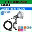 ハタヤ LED作業灯[屋外用] 電球色[広角タイプ](20W) RGL-5WL