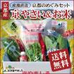 京都から産地直送 京野菜 お米 こめ油 宇治茶 たけのこの佃煮 野菜詰め合わせ 送料無料
