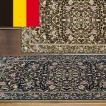 ベルギー製ブラン織りマット ハルの森(60×90)