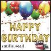 誕生日バルーン 風船 バルーン HAPPY BIRTHDAY 誕生日 文字