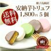 種子島純産 安納芋トリュフ5個 洋菓子 和菓子