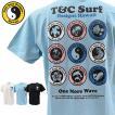 ティーアンドシーサーフデザイン t&c surf designs タウン&カントリー タウカン Tシャツ メンズ 半袖 DM2240 メール便も対応