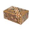 寄木細工 秘密箱 4回仕掛け