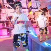 キッズ ダンス衣装 ヒップホップ HIPHOP 迷彩柄 子供 男の子 女の子 Tシャツ 迷彩パンツ ジャ  ズダンス衣装 体操服 ステージ衣装 練習着