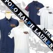 ポロラルフローレン ポロシャツ 半袖 メンズ  綿100% 鹿の子 ブランド ゴルフ スポーツ  #rl-710814437