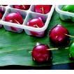 業務用 和菓子 鏡梅(赤)15個 ヤマ食 冷凍保存食品 冷凍食品 食材