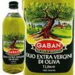 業務用 オリーブオイルエキストラバージン 1L GABAN(ギャバン gaban) 食材 食品
