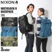 ニクソン NIXON ウォーターロック 2 バックパック 28L リュック メンズ レディース