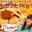 夏の豆乳おからクッキー 1kg 訳あり 期間限定 夏用ダイエットクッキー