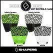 SHAPERS:シェイパーズ デッキパッド [MATT BANTING-3] 3-Piese/4色展開