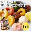 ギフト 池ノ上ピエール 彩り焼き菓子セット 12個 お菓子 誕生日 プレゼント