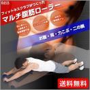 フィットネスクラブがつくった マルチ腹筋ローラー FR-200 【送料無料】