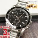 ハミルトン HAMILTON 腕時計 メンズ ジャズマスター シービュー クロノグラフ H37512131