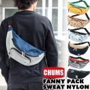 チャムス CHUMS ボディバッグ ファニーパック