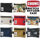 チャムス CHUMS エコ キーコインケース  財布 キーケース