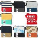 チャムス CHUMS スクエアコインケース 財布