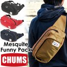 チャムス CHUMS ボディバッグ Mesquite Funny Pack