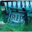 在庫処分市 ハロウィン 装飾 飾り デコレーション ホラー・恐怖系 グッズ RIP墓碑 あすつく