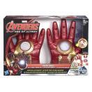 ハロウィン アイアンマン グローブ 光る 手袋 アベンジャーズ キャラクター グッズ コスプレ 変装 おもちゃ 玩具 子供 エイジ・オブ・ウルトロン