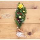 ★期間限定★【お試しキット】ハーバリウム花材セット1本分(クリスマスB)