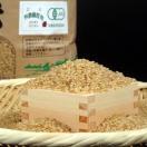 米食味コンクールで金賞を受賞した渡部さんの杭掛け天日干しJAS有機栽培つや姫(玄米)5kg[30年産特A米]