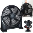 羽根径45cm 大型ファン 扇風機 送風機 大型 BOX扇 サーキュレーター 循環用 工業扇 熱中症対策###扇風機CRBF-20B###
