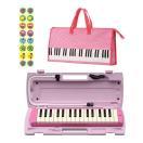 【ピンク1台】YAMAHA P-32EP×1/ドレミシール+鍵盤柄バッグ付/送料無料