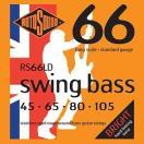 【ベース弦×2】ROTOSOUND ROT-RS66LD×2 [45-105] ベース弦/メール便発送・代金引換不可
