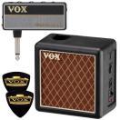 VOX AP2-CR+AP2-CAB+VOXピック2枚 (amPlug2 Classic Rock +専用キャビネット/ミニアンプ)/送料無料