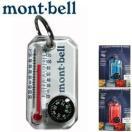 mont-bell(モンベル) サーモコンパス #1827632(アウトドア キャンプ 登山 防災用品 温度計 キーホルダー アクセサリー)(DM便可能・ネコポス可能:2個まで)
