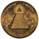 1ドル紙幣 ピラミッド