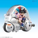 【特典】メカコレクション ドラゴンボール 1巻 ブルマのカプセルNO.9バイク プラモデル[バンダイ]《05月予約》