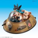 メカコレクション ドラゴンボール 2巻 牛魔王の車 プラモデル[バンダイ]《05月予約》