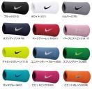 ナイキ スウォッシュ ダブルワイド リストバンド(2個セット) 【全12色】BN5002/NNN05 (Nike Swoosh Double Wide Wristband)【2016年5月登録】