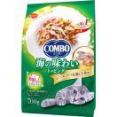 日本ペット コンボキャット まぐろ味・かつおぶし・小魚添え 700g