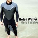 ウェットスーツ 3mm メンズ HeleiWaho/ヘレ...