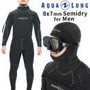 ウェットスーツ ダイビング 用 セミドライ...