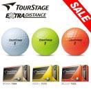ブリヂストン ツアーステージ エクストラ ディスタンス ボール 1ダース(12球入り) [2014年モデル] 特価